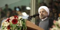 Rouhani Addresses Public In Northwestern Province