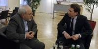 Zarif discusses Vienna talks with Austrian counterpart