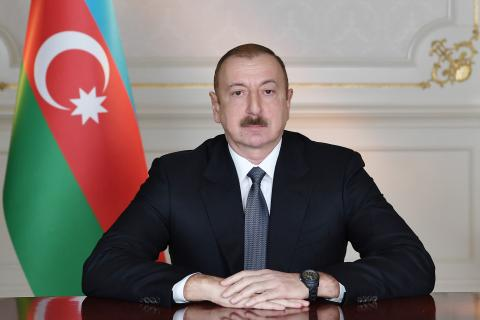 Message of congratulation to the people of Azerbaijan on the occasion of Ramadan