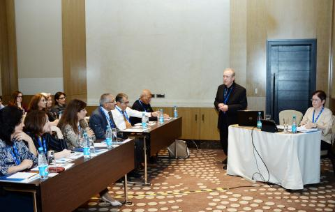 Azerbaijan State Examination Center: Pre-conference workshops start as part of IAEA 2019 conference