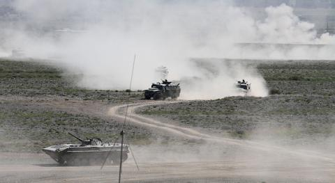 Rubezh-2021 exercise completed in Kyrgyzstan
