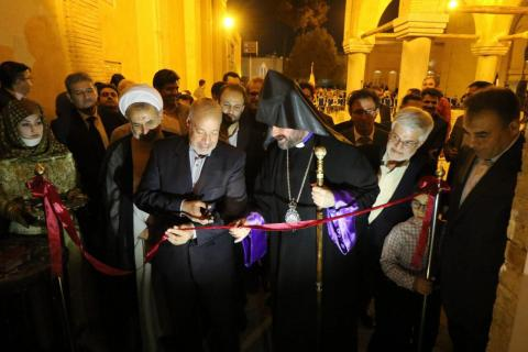 Armenian community's museum opens in Isfahan