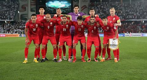 FIFA World Cup qualifier: Kyrgyz national team to start training in June