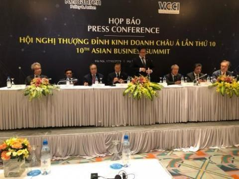 Summit in Hanoi backs super connected Asia for sustainable development