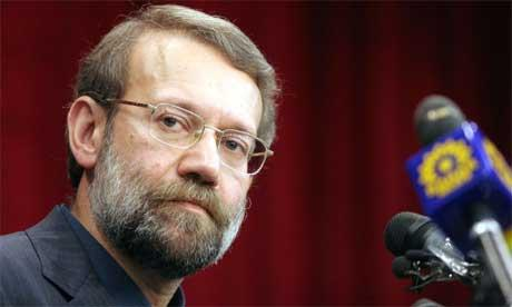 Larijani Congratulates Russian Officials On Russia National Day 
