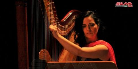 World Harp Day organized with participation of Syria and 5 countries