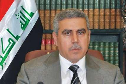 On Behalf Of President Talabani, Iraqi VP Congratulates Rohani On Victory