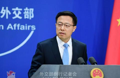 China firmly opposes US act to end sanctions waiver against Iran