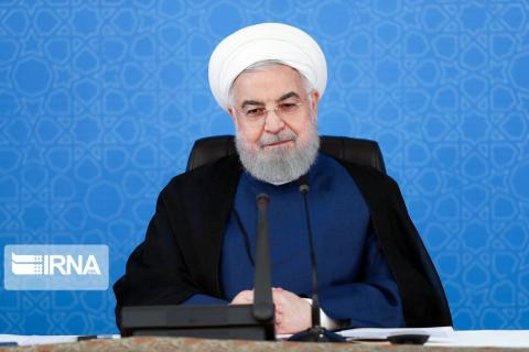 President Rouhani stresses need to further broaden Tehran-Baghdad cooperation
