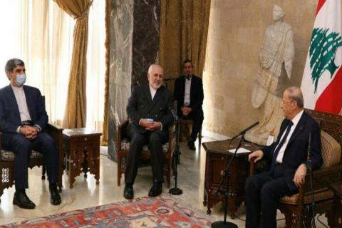 Zarif hopes for stable situation in Lebanon