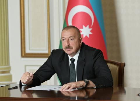 President Ilham Aliyev: We are very pleased with the positive dynamics in the fight against coronavirus