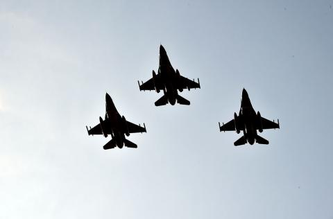 """First stage of """"TurAz Qartalı – 2020"""" joint flight-tactical exercises continues"""