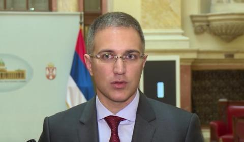 Serbian Deputy PM: We expressed our mutual support to each other's territorial integrity