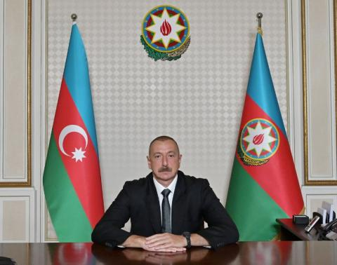 President Ilham Aliyev: Azerbaijan, having taken very prompt action from the first days of the pandemic, has been able to save our people from major troubles