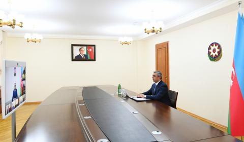 First meeting of Azerbaijan's Commission on Combating Corruption in new composition held