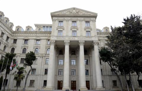 Azerbaijan`s Foreign Ministry: This is yet another demonstration of willful ignorance by Armenia of its commitments and open disrespect to tireless endeavors of international mediators