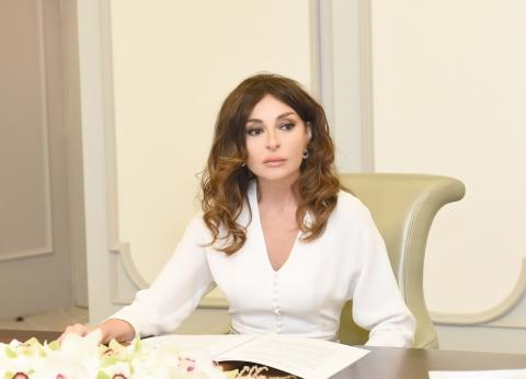 First Vice-President Mehriban Aliyeva congratulated people of Azerbaijan on liberation of several villages of Zangilan, Jabrayil, Gubadli districts and the city of Gubadli