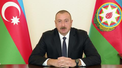 In his address to nation, President Ilham Aliyev spoke about how he proved to world that Karabakh is Azerbaijan's historical land