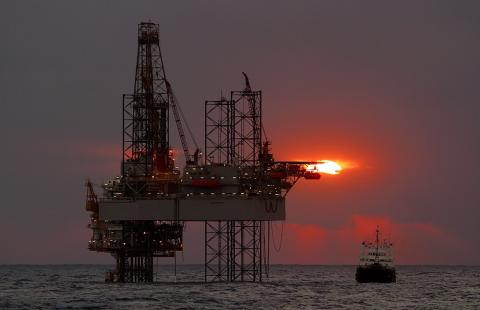 Azerbaijani oil sells for $56.55