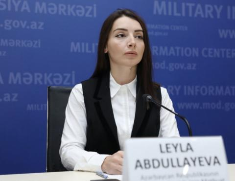 Azerbaijan's Foreign Ministry: We will be seeking justice under international law
