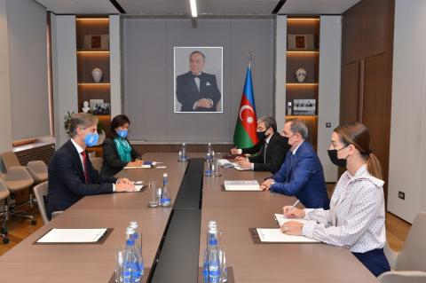 FM Bayramov: Azerbaijan attaches importance to cooperation with UN and its specialized agencies