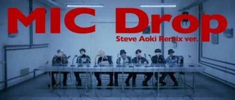 BTS tops iTunes charts of 47 countries for 'Mic Drop'