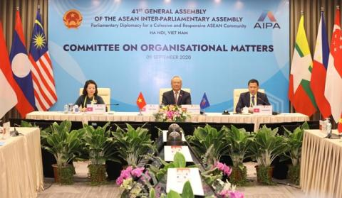 AIPA-41: Vietnamese NA Vice Chairman calls on ASEAN, AIPA to stay united