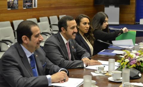 Bahraini-Romanian political consultations held