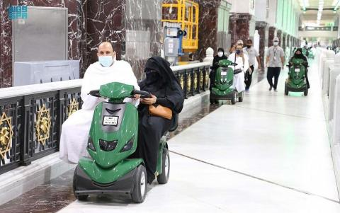 General Presidency Applies High-Tech Services to Serve Umrah Performers