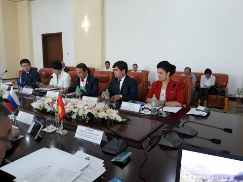 Meeting of Council for Tourism of CIS countries kicks off in Dushanbe