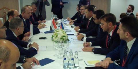 Syria, Russia to boost cooperation in domains of oil, gas and energy