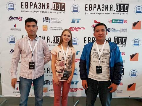 Two documentary films of young Kyrgyz directors shown in Minsk