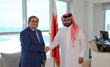 Bahrain-Russia environmental cooperation discussed