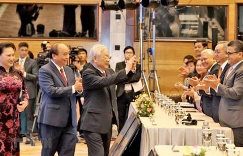 2020 - A year for Vietnam to assert mettle, stature