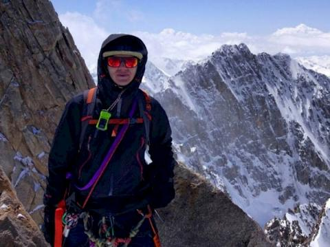Climber from Yekaterinburg perished in Kyrgyz mountains
