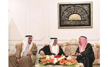 HRH the Crown Prince highlights citizens' role in driving sustainable development