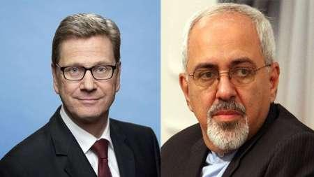 Iran-German FMs Meet In Geneva