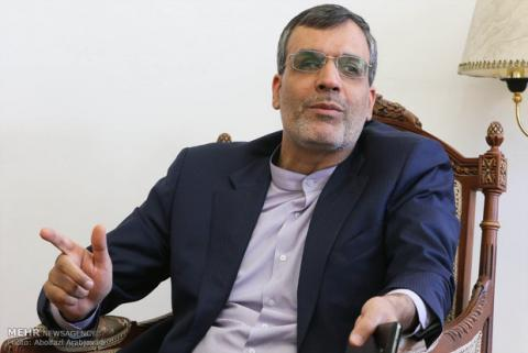 Iran says ready to help ICRC to alleviate sufferings in Syria, Yemen