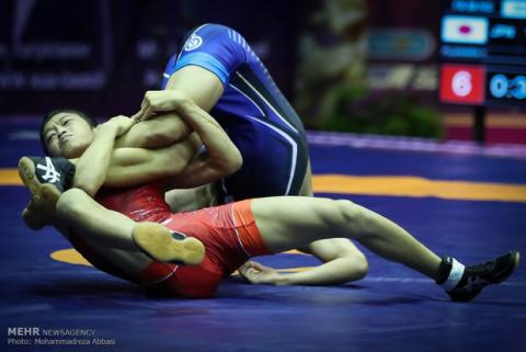 2018 Youth Olympics; Iranian freestyle wrestlers gain two silver medals