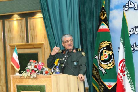 Iran to unveil new military achievement next week: military official