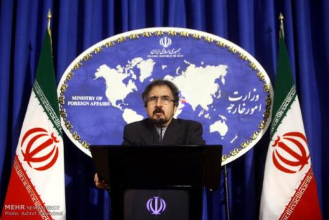 FM spokesman: Tehran to continue aiding Damascus under Syrian govt. request