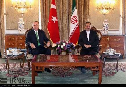 Iran-Turkey Share Similar Approach On Terrorism: Erdogan