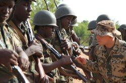 Germany to train soldiers in Somalia: report