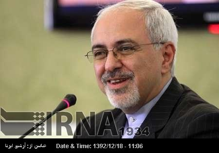 Zarif: Nuclear Deal, Syria Crisis Discussed With Ashton
