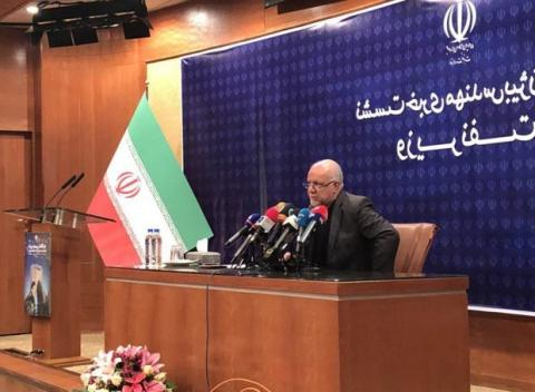 Zanganeh: EU conveyed pro-JCPOA message to Tehran