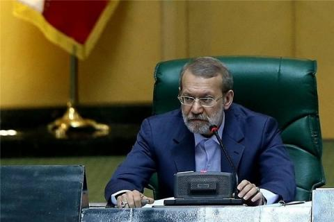Larijani: EU's promised mechanism to save JCPOA still in negotiations stage