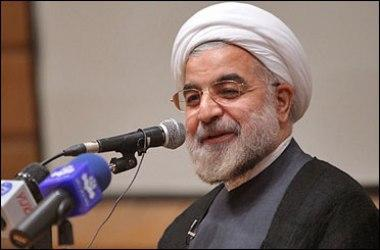President Rouhani: No Message Received Or Sent By US Priest Or Monk