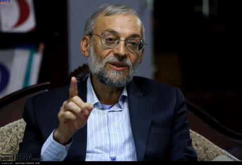 Iran Ready To Discuss Human Rights Issues With West: Larijani