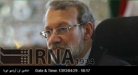 Larijani: Muslims Should Undertake Active Role To Help People Of Gaza