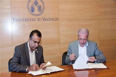 Iranian, Spanish Universities Ink Cooperation Deal